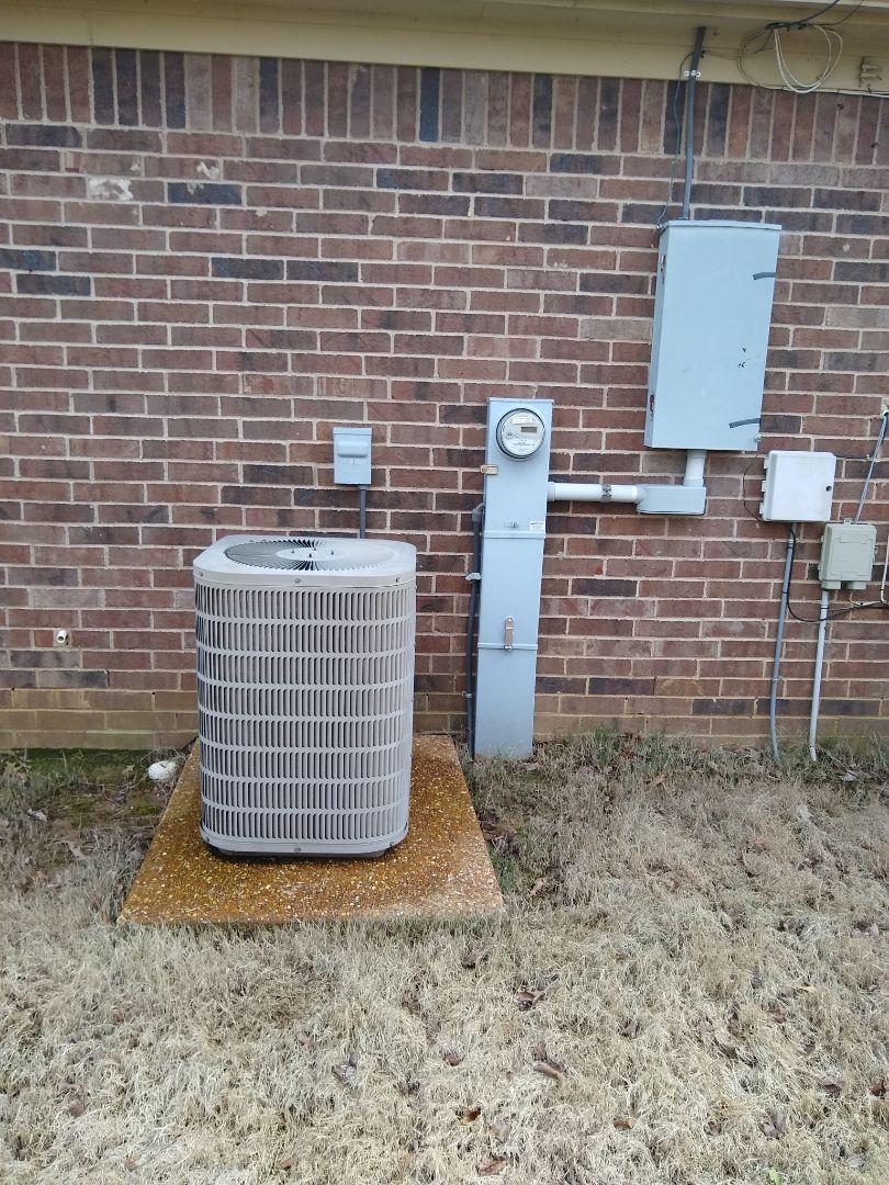 Arlington, TN - Free estimate to replace Goodman HVAC system