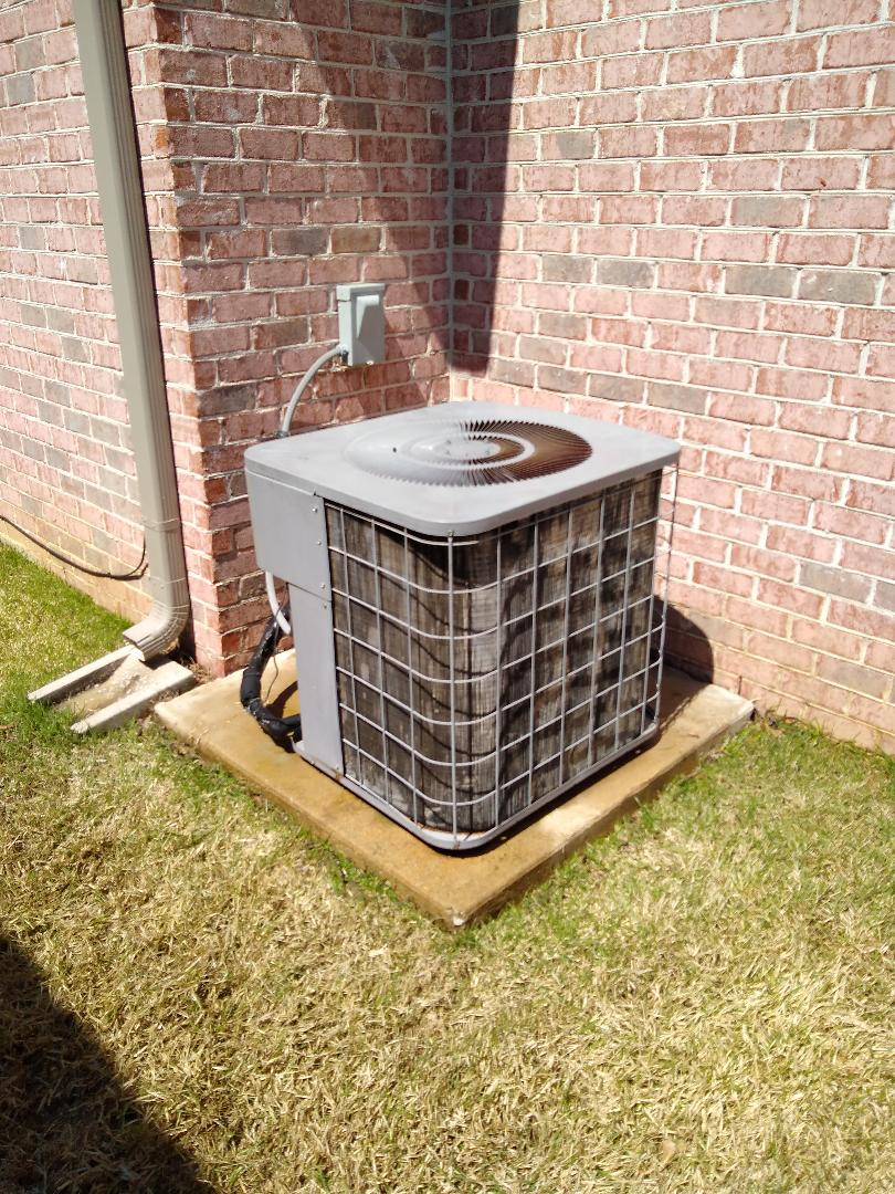 Collierville, TN - TUNE UP ON TEMPSTAR AC SYSTEM