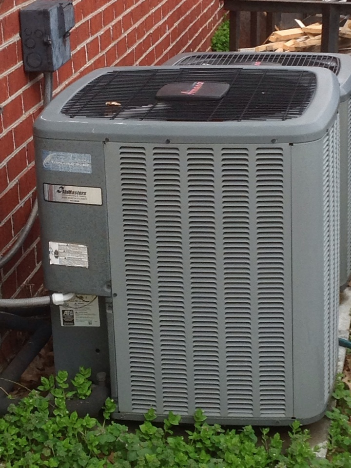 Atoka, TN - Heating service call and repair on Amana air conditioner .
