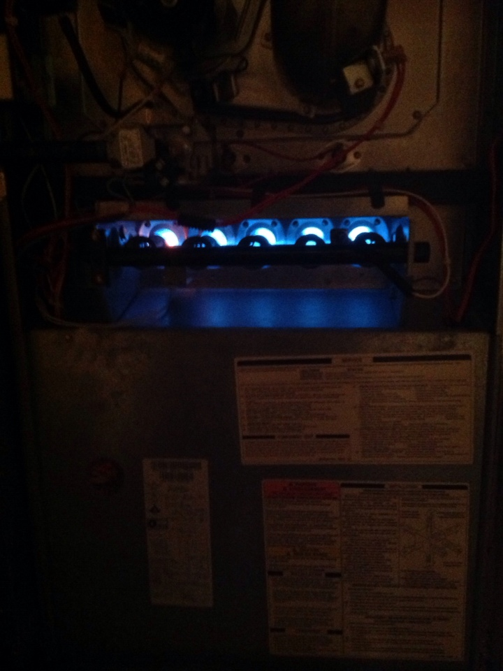 Oakland, TN - Heating tune up on furnaces.