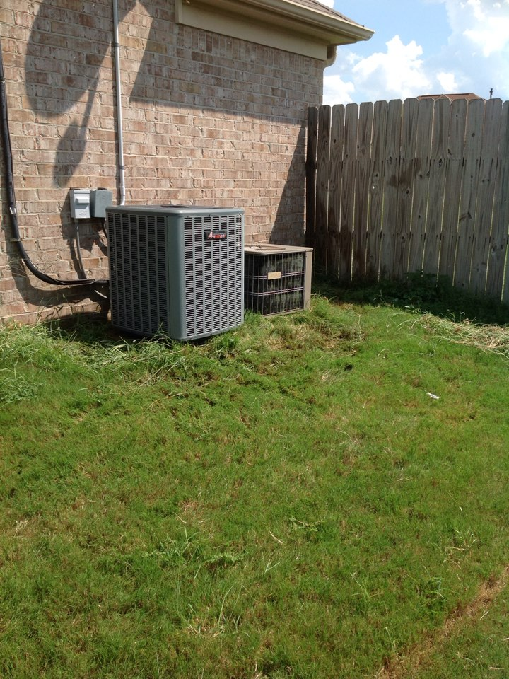 Oakland, TN - AC tuneup on 2 systems