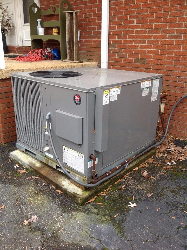 Millington, TN - Heat tuneup on 2 systems