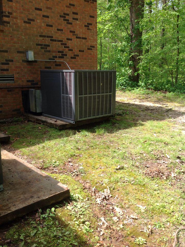 Millington, TN - AC tuneup on 3 systems