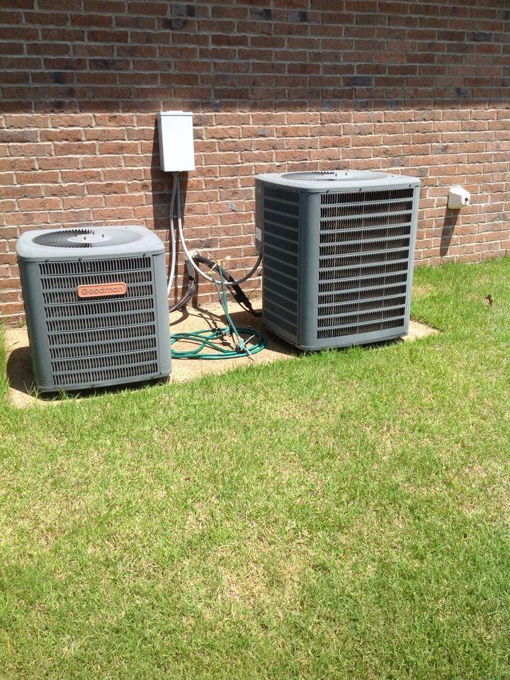 Lakeland, TN - AC tuneup on 2 systems