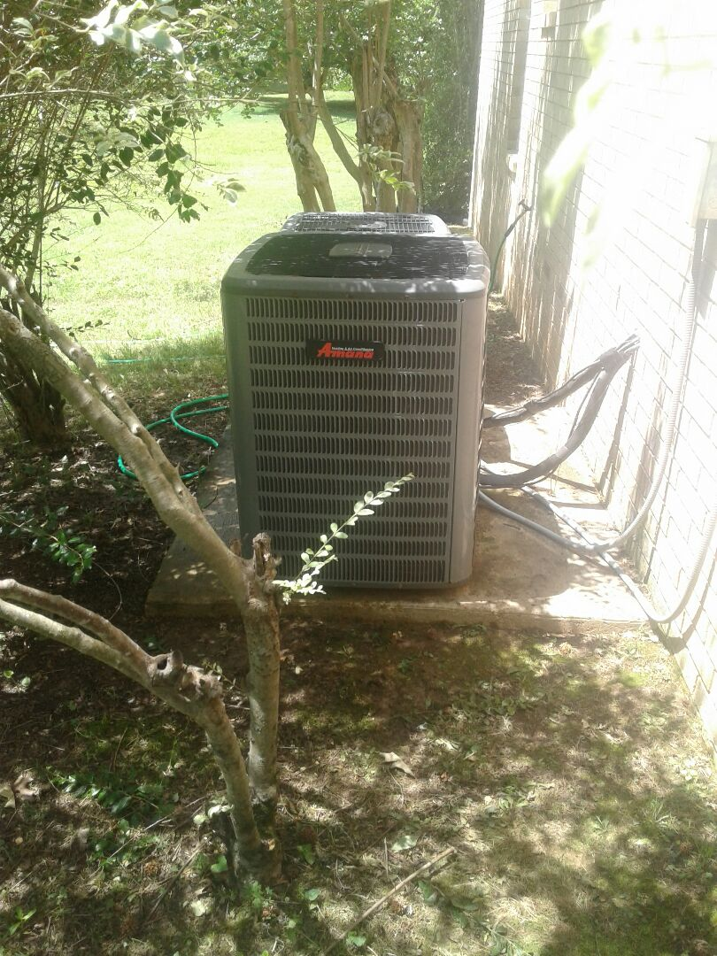 Hickory Withe, TN - AC TUNE UP ON 2 AMANA SYSTEMS,  UNDER MEMBERSHIP.