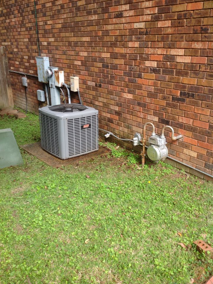 Germantown, TN - AC tuneup on 2 systems