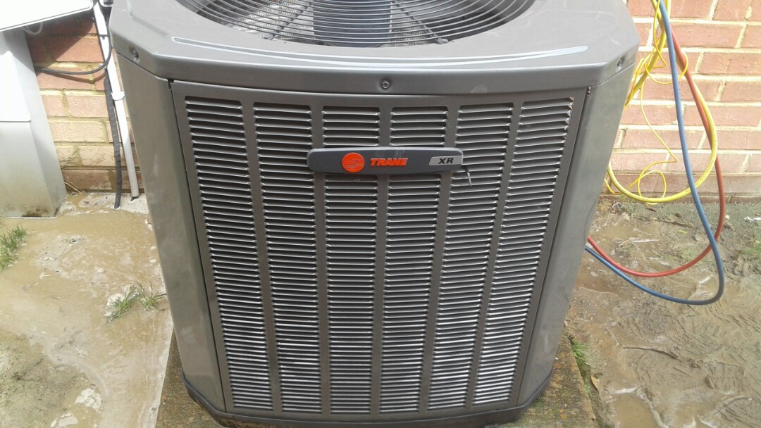 Bartlett, TN - AC TUNE UP ON ON TRANE SYSTEM, UNDER MEMBERSHIP.