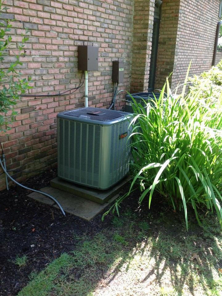 Memphis, TN - AC tuneup on 2 systems