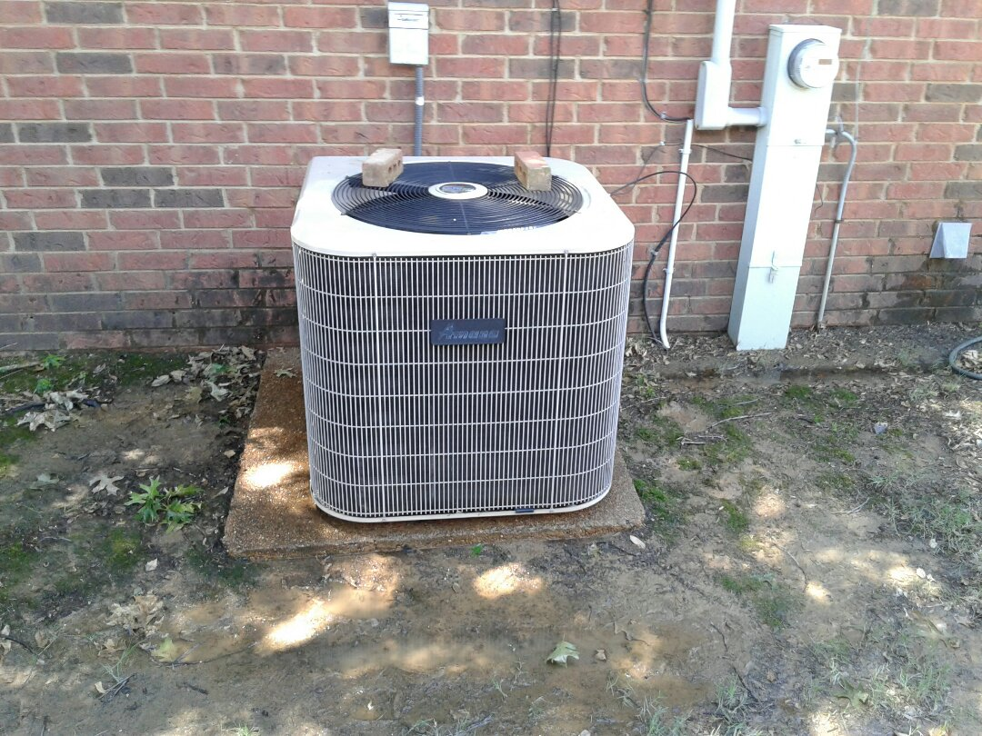 Bartlett, TN - AC TUNE UP ON AMANA SYSTEM, UNDER MEMBERSHIP.