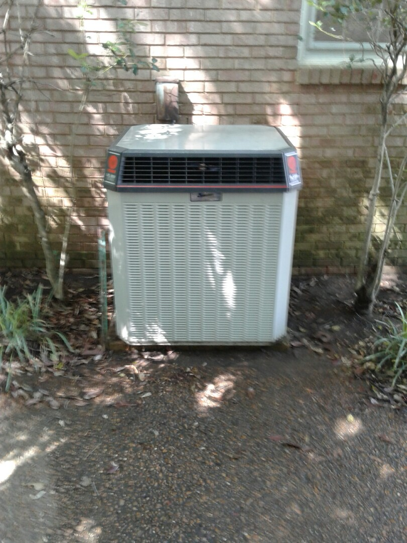 Germantown, TN - AC TUNE UP ON TRANE SYSTEM, UNDER MEMBERSHIP.