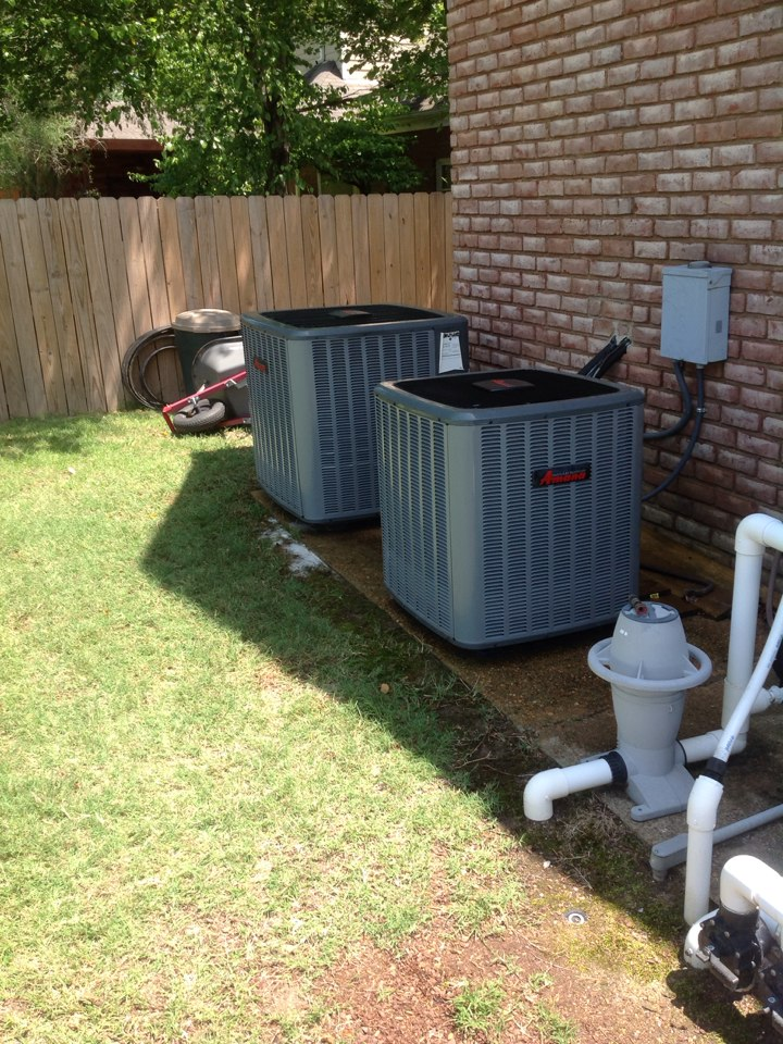 Collierville, TN - AC tuneup on 2 systems