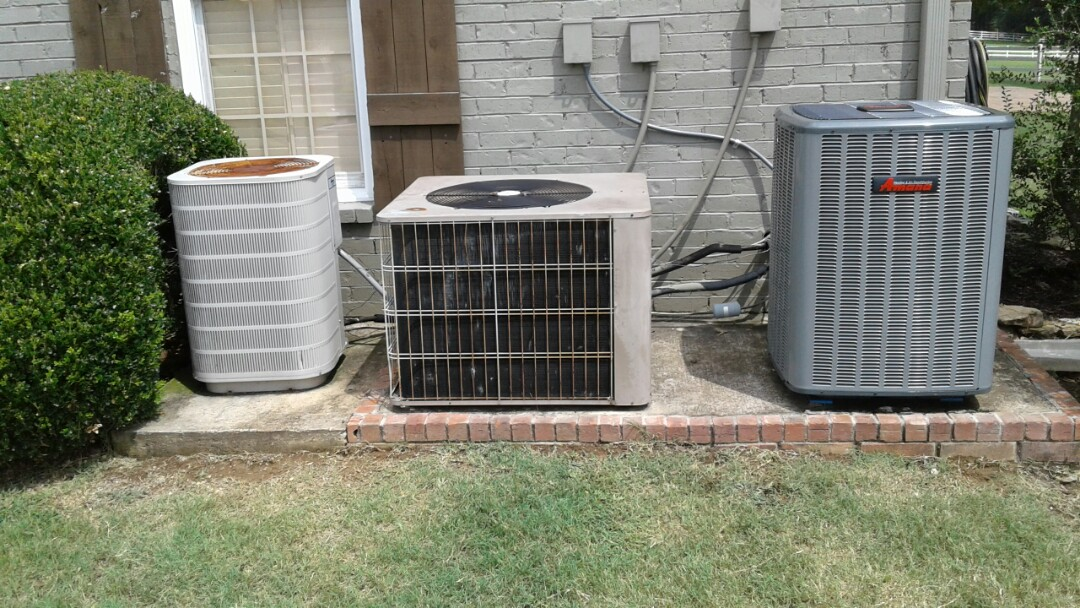 Hickory Withe, TN - A.C. TUNE UP ON TWO NORDYNE SYSTEMS, ONE ARMSTRONG SYSTEM,  AND  AMAMA SYSTEM, UNDER MEMBERSHIP.