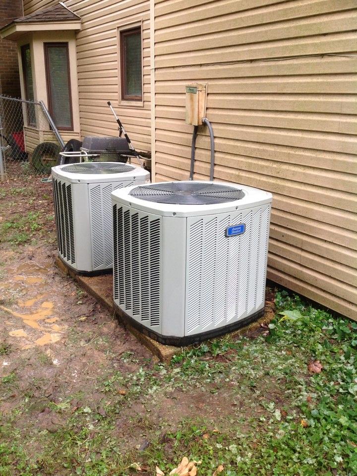 Millington, TN - AC tuneup on 2 systems