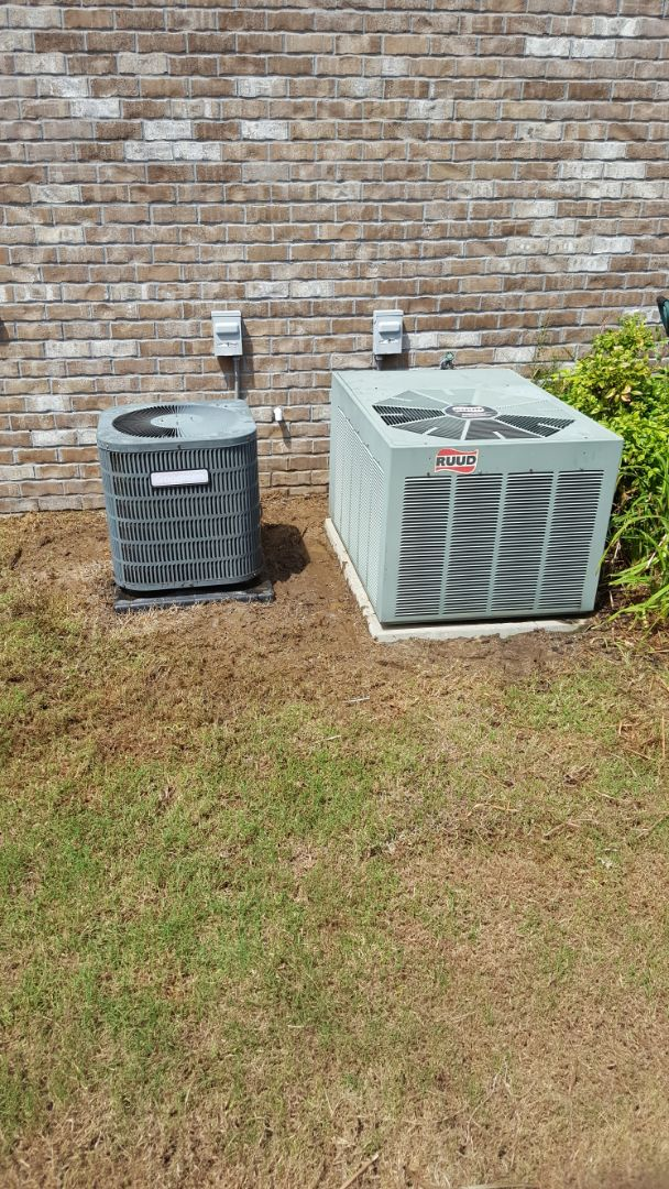 Atoka, TN - AC TUNE UP ON RUUD AND AMANA SYSTEMS, UNDER MEMBERSHIP.