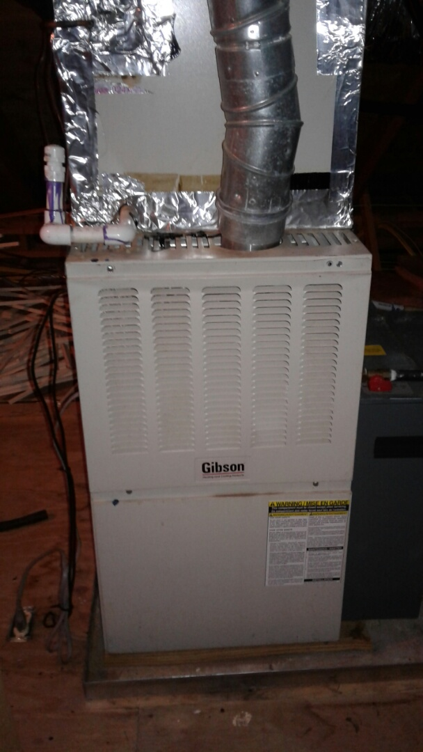 Hickory Withe, TN - Service and repair on furnace
