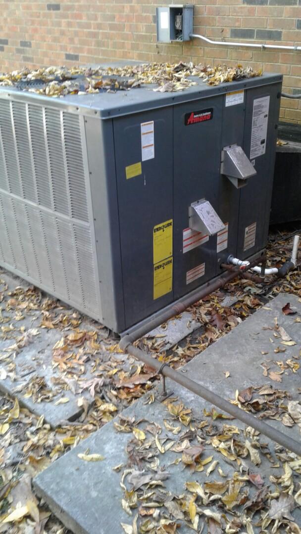 Millington, TN - Replaced blower motor under full warranty.