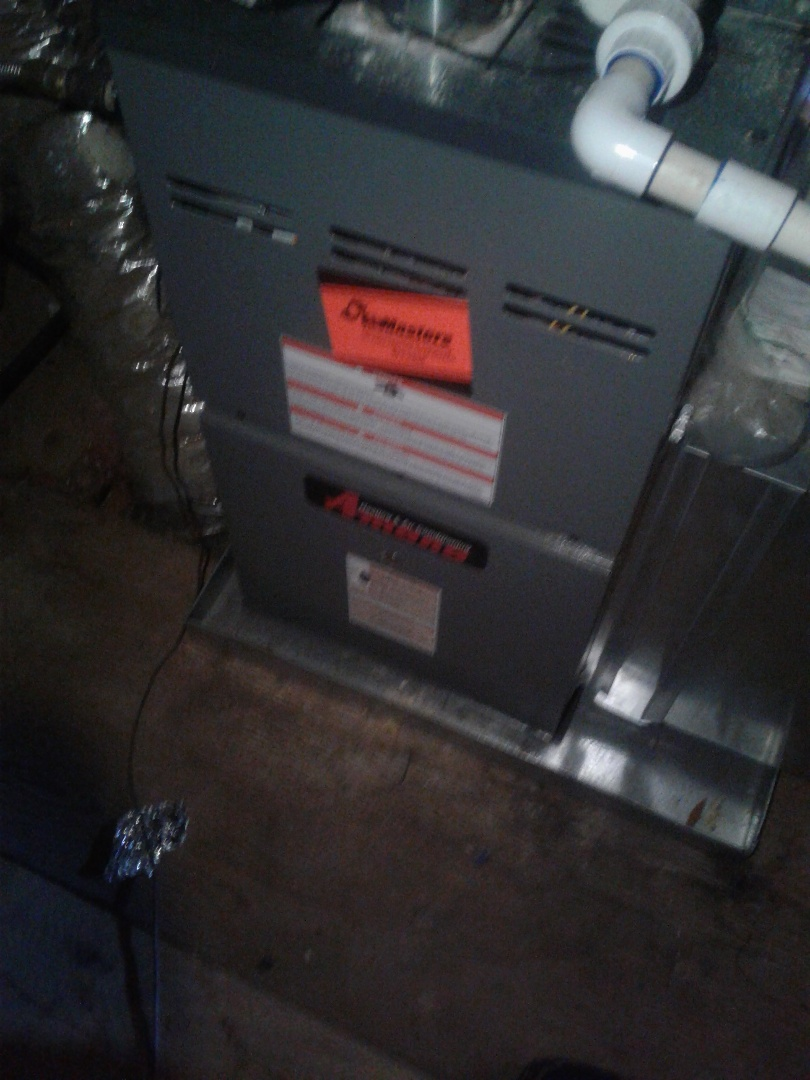 Olive Branch, MS - heat repair on Amana furnace