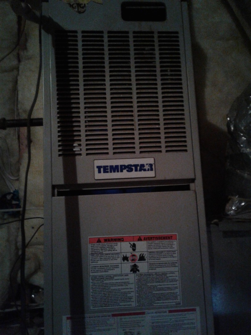 Olive Branch, MS - Service call and repair on tempstar furnace