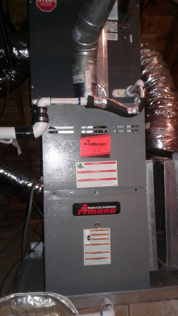 Hickory Withe, TN - Check and service on furnace