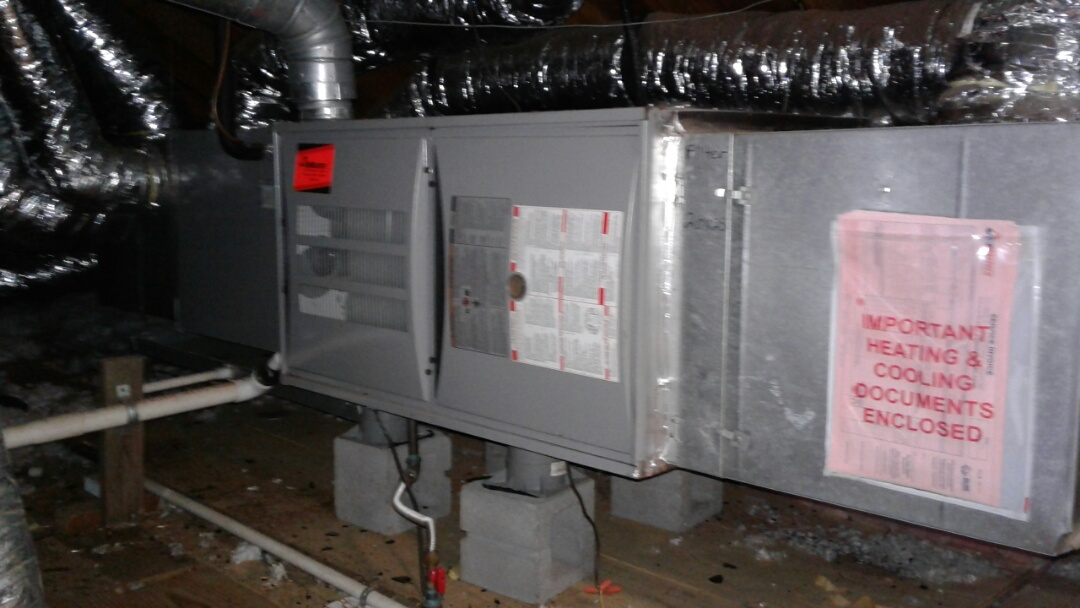 Bartlett, TN - Tune up and safety inspection on furnace