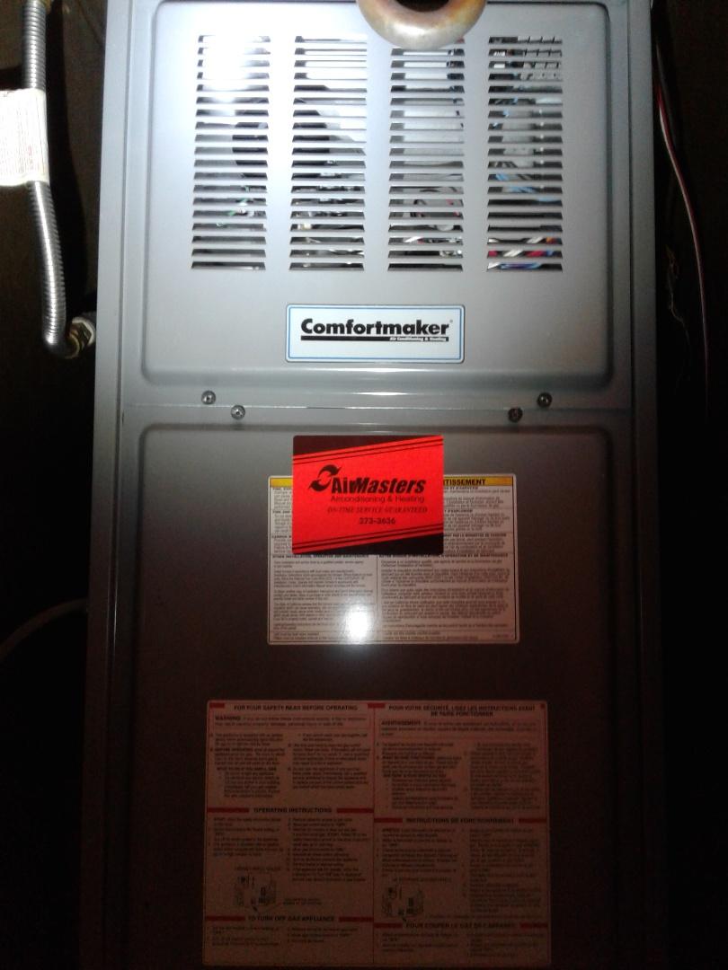 Millington, TN - TUNE UP ON tempstar furnace
