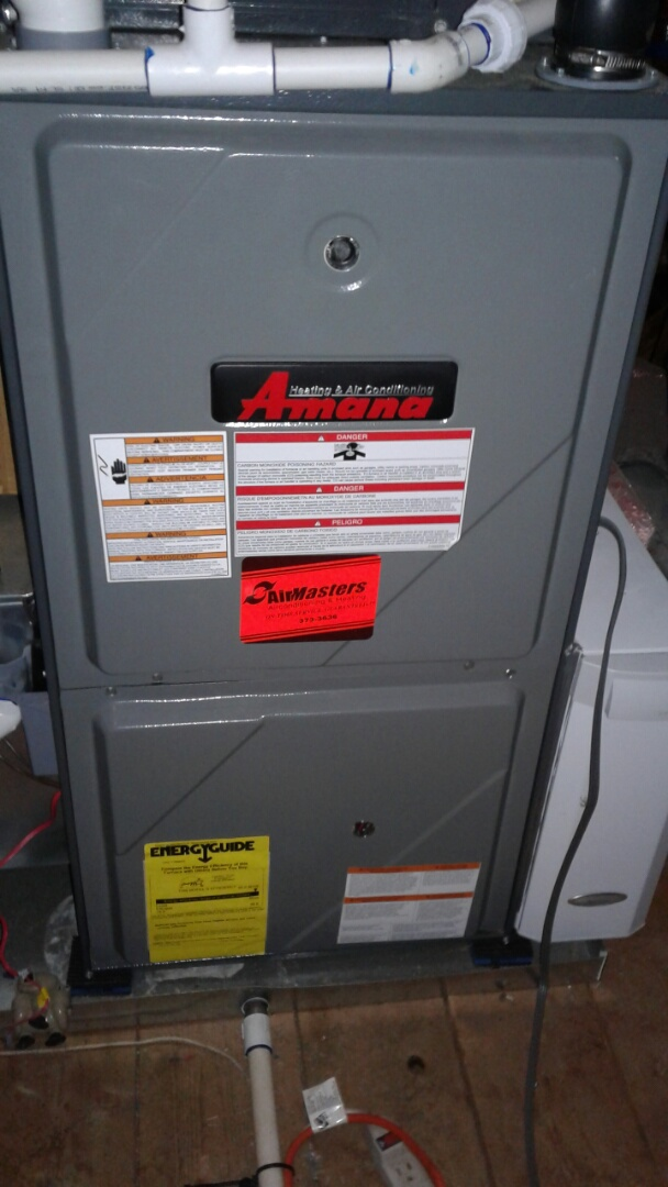 Bartlett, TN - Service and repair on furnace