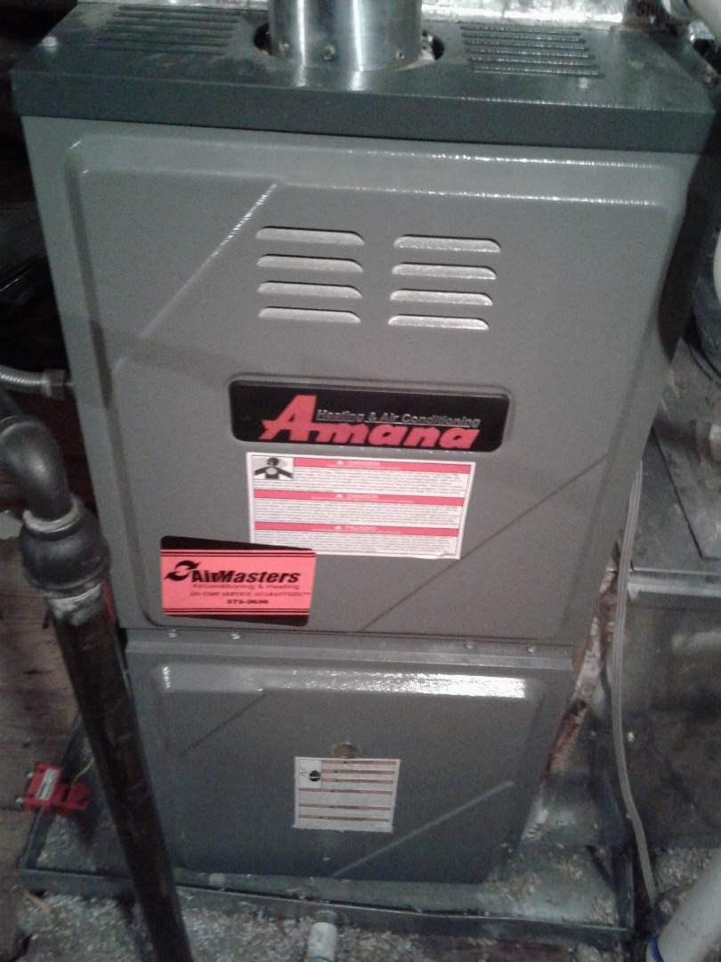 Collierville, TN - SERVICE CALL ON AMANA FURNACE