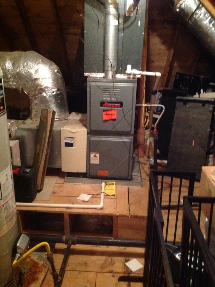 Lakeland, TN - Heat tuneup on 4 systems