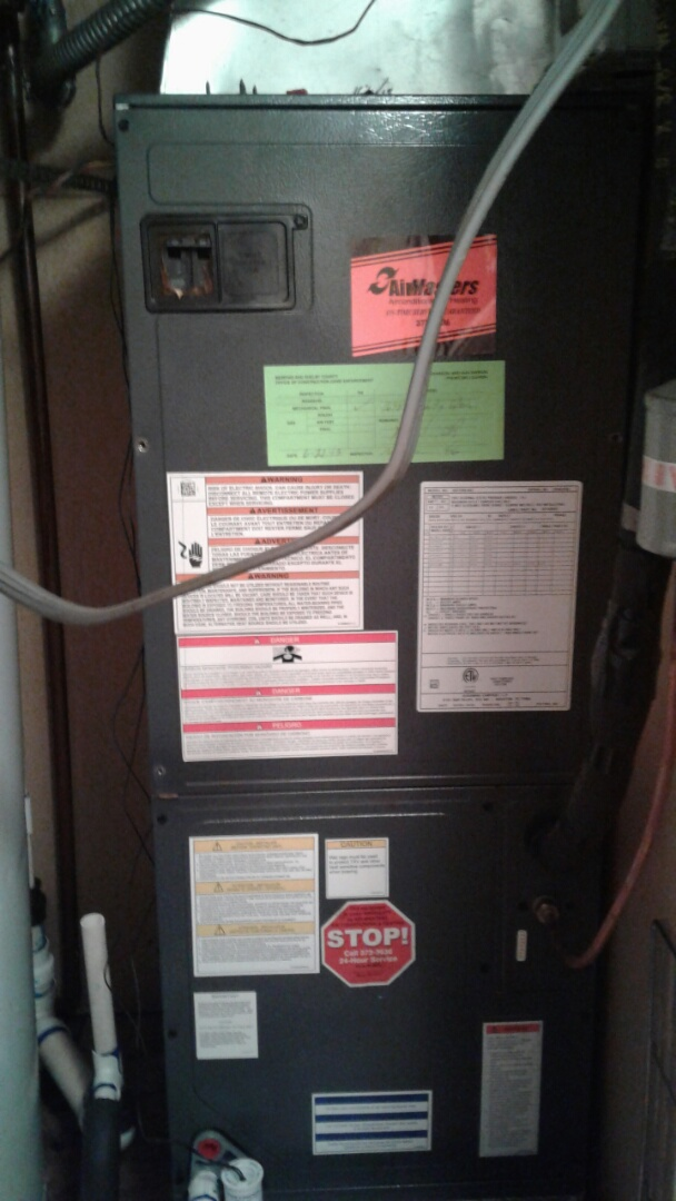 Germantown, TN - Check and service on furnace