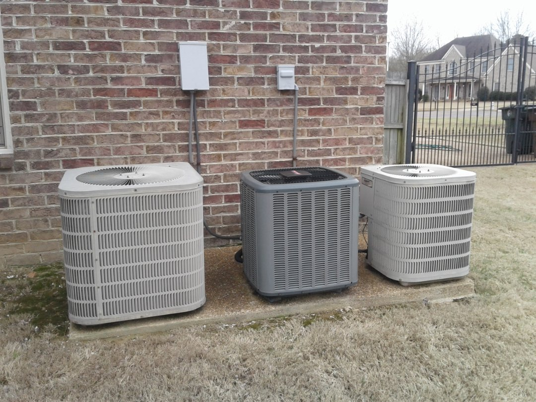 Arlington, TN - SERVICE AND SALES CALL TO UPGRAFE 2 HVAC SYSTEMS