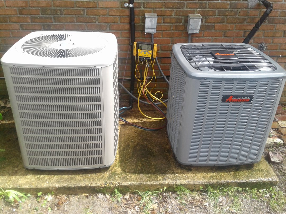 Millington, TN - AC TUNE UP ON AMANA AND GOODMAN SYSTEMS, UNDER MEMBERSHIP.
