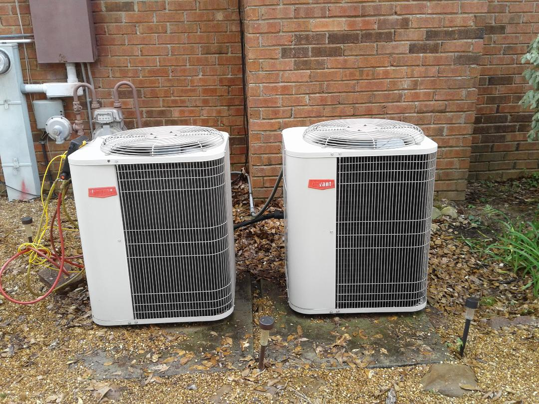 Collierville, TN - TUNE UP ON botany AC systems