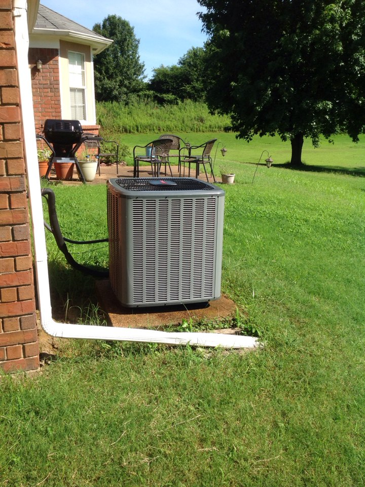 Collierville, TN - AC tuneup on 1 system