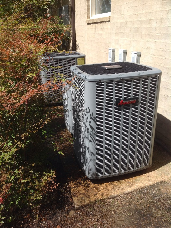 Germantown, TN - AC tuneup on 3 systems