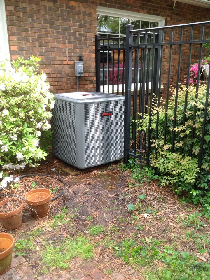 Germantown, TN - AC tuneup on 1 system