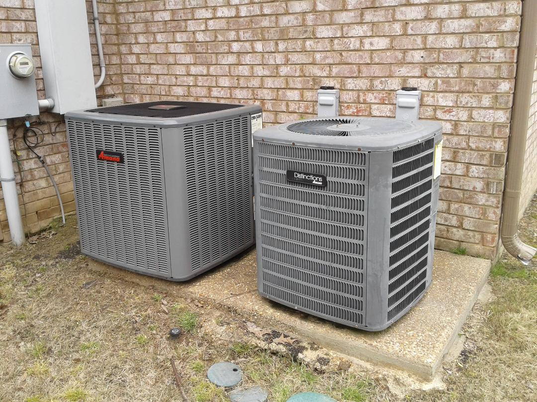 Hickory Withe, TN - Tune up on Amana air conditioning systems