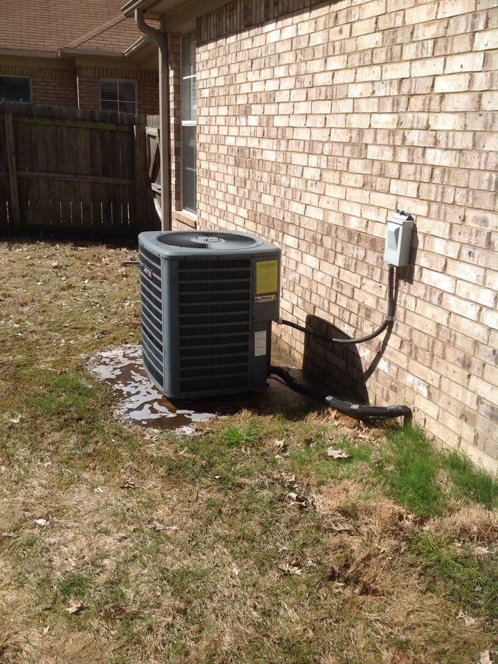 Arlington, TN - AC tuneup on 1 system