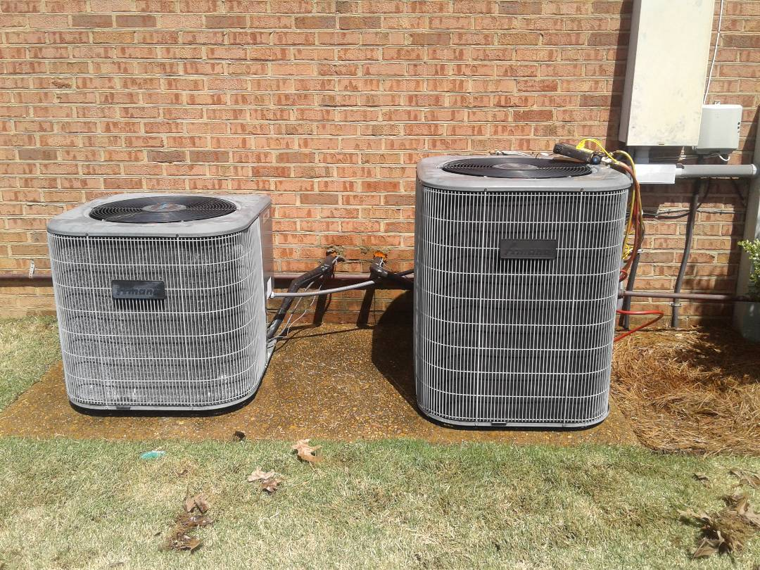 Germantown, TN - Tune up on Amana air conditioners