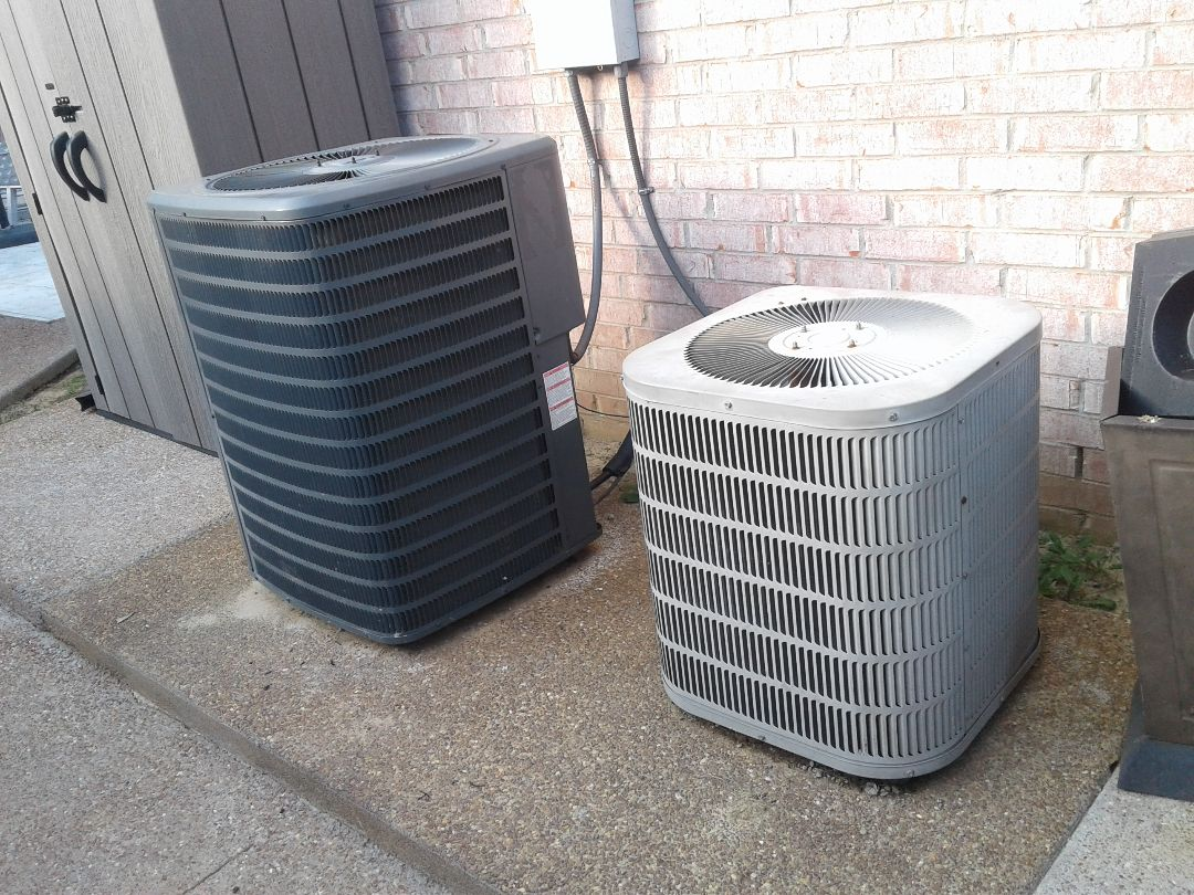 Lakeland, TN - Service call and Repair on Goodman AC systems