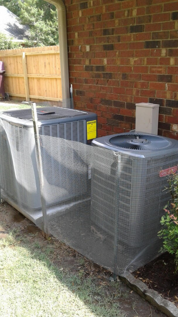 Collierville, TN - Maitance and service on ac system