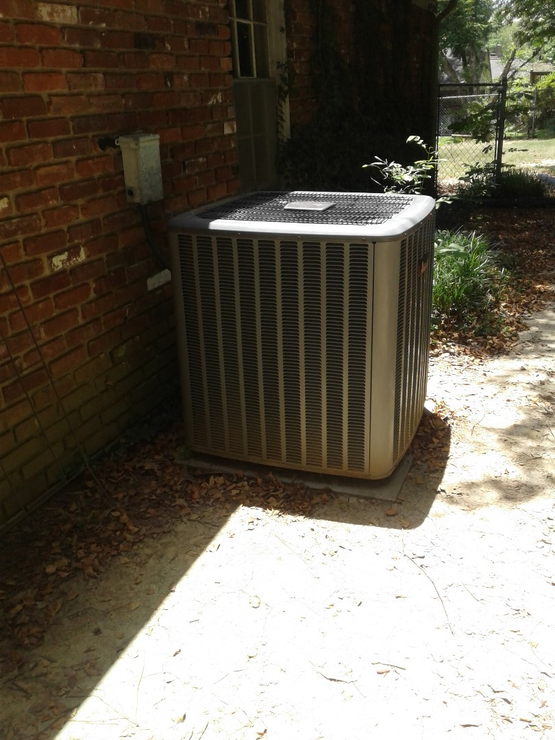 Germantown, TN - Service call and Repair on Amana air conditioner