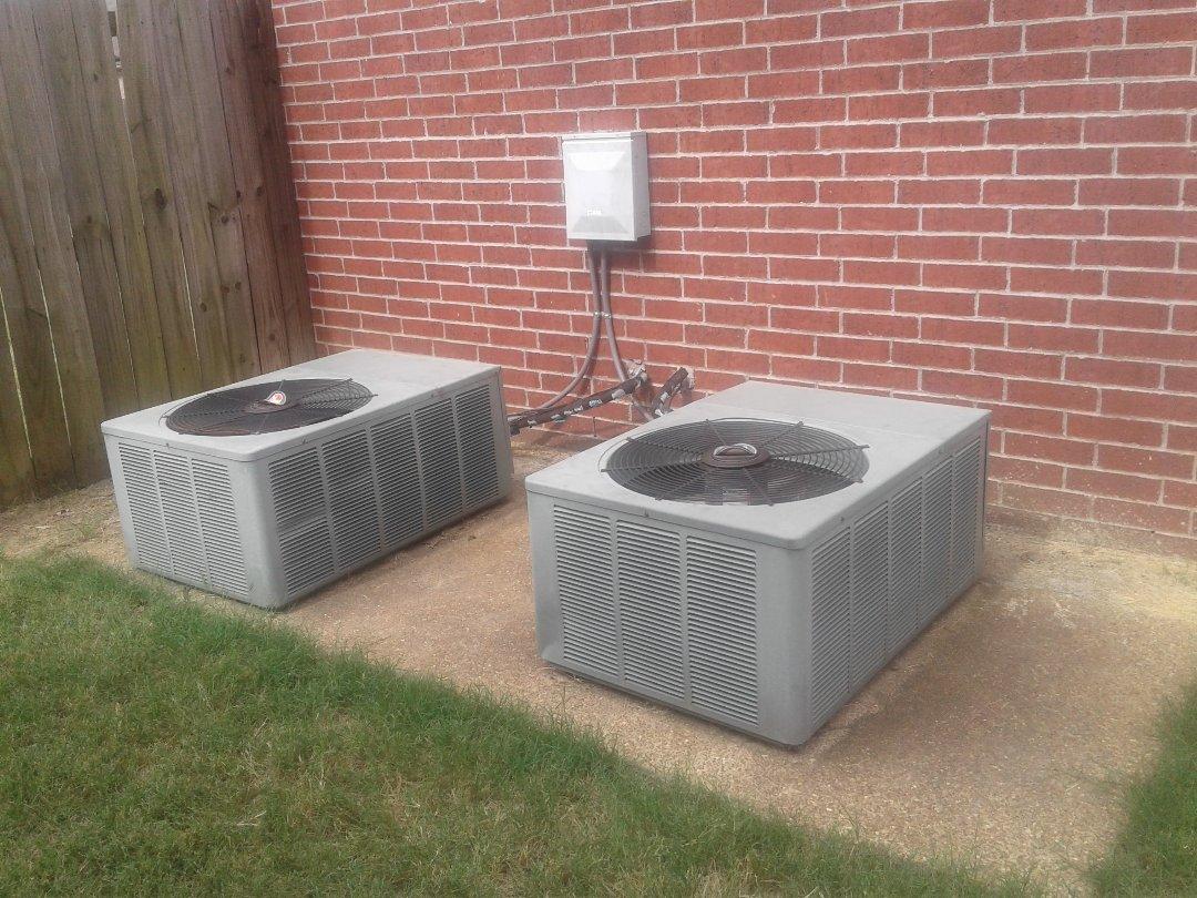 Lakeland, TN - Second opinion on Rheem AC systems