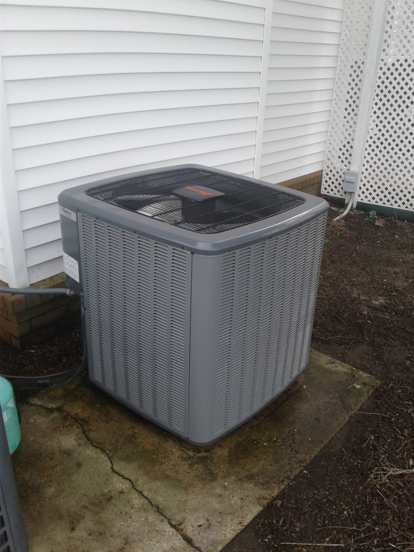 Collierville, TN - AC TUNE UP ON TRANE AND AMANA SYSTEMS, UNDER MEMBERSHIP.