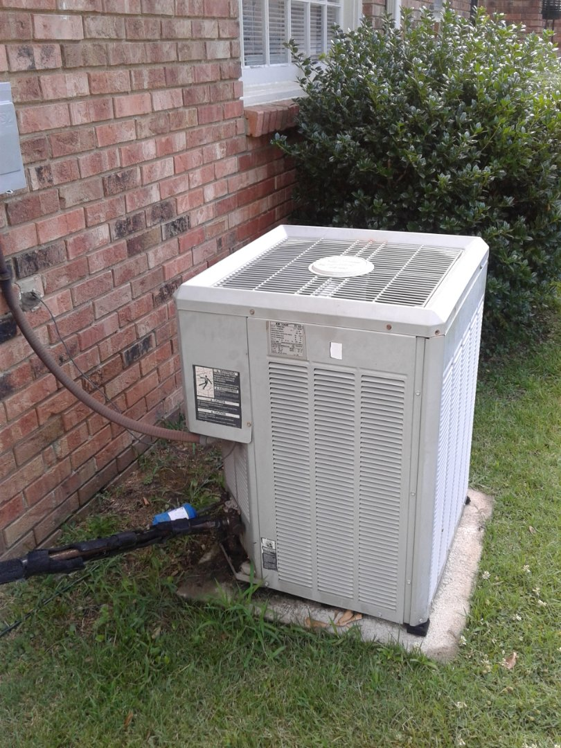 Memphis, TN - Free estimate to replace Trane air conditioner