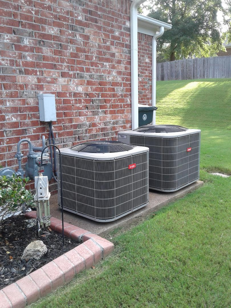 Arlington, TN - Service call for loud noise in HVAC system