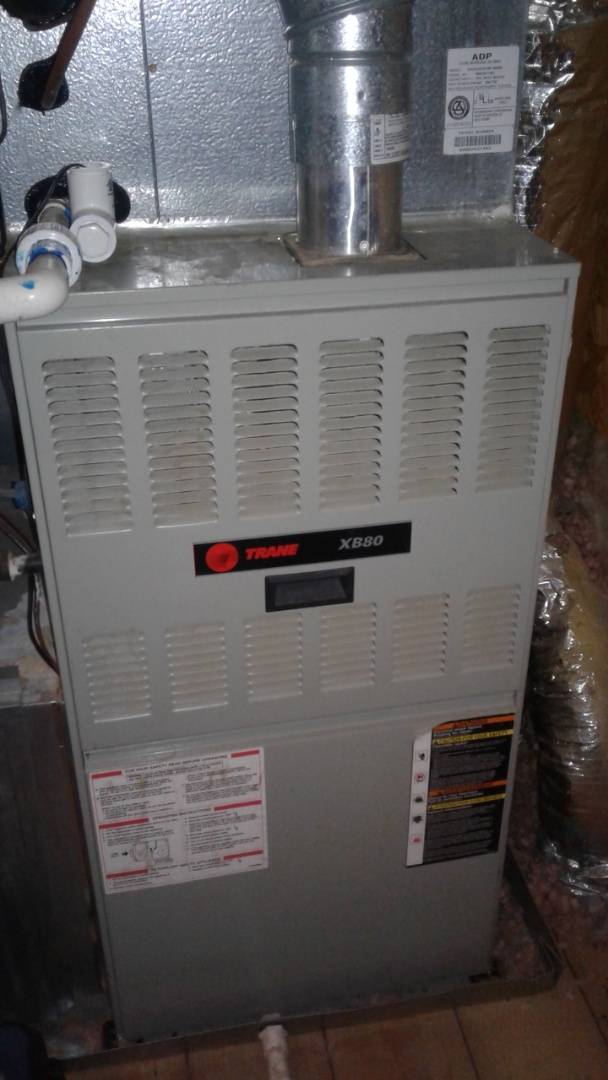 Collierville, TN - Replaced smc for blower in furnace.