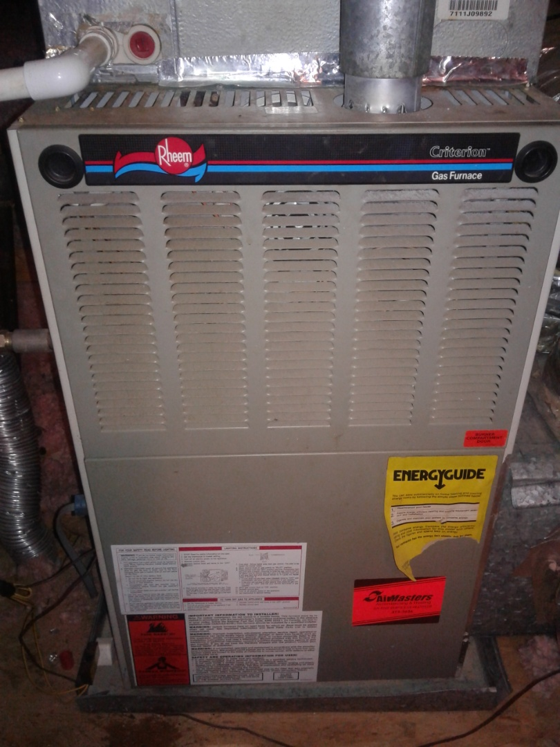 Collierville, TN - Free estimate to replace Rheem HV AC system
