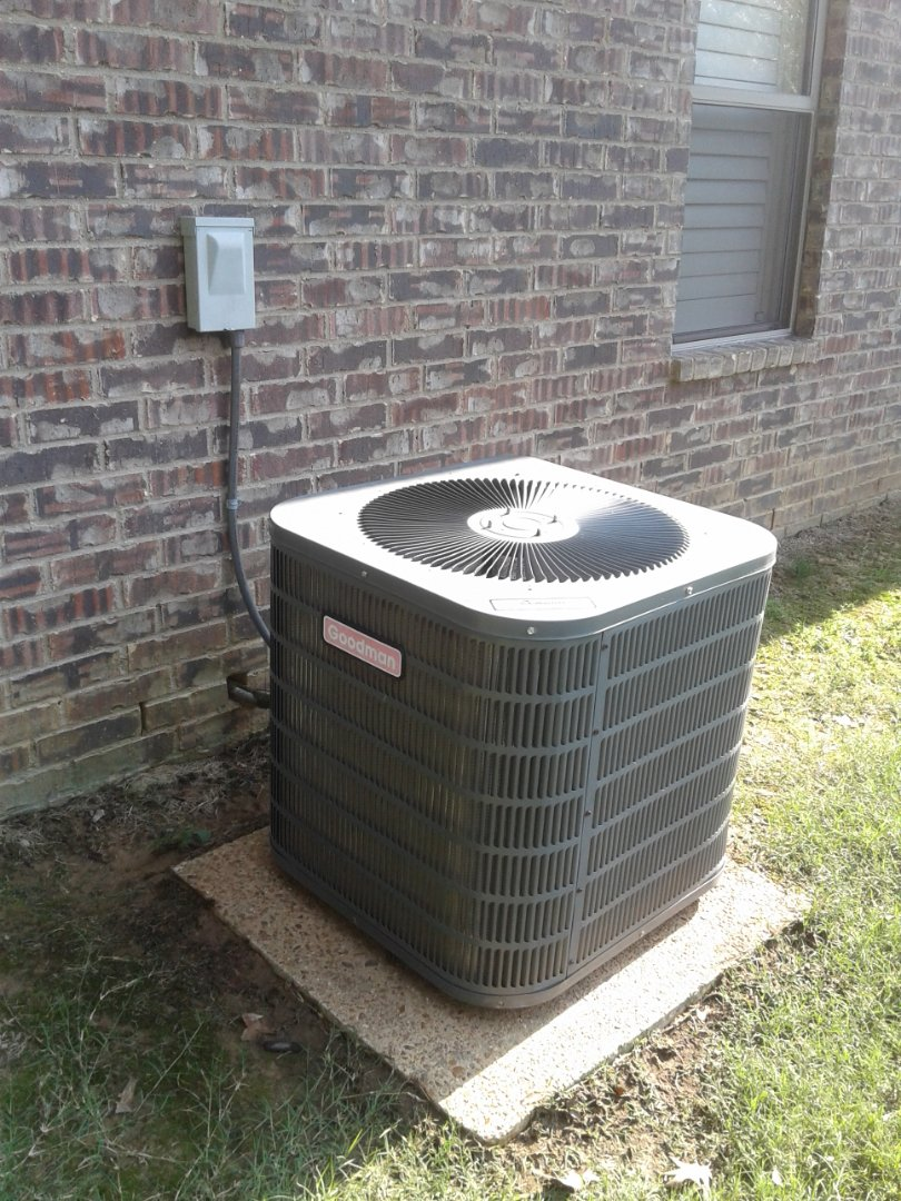 Bartlett, TN - Tune-up and estimate on Goodman AC systems