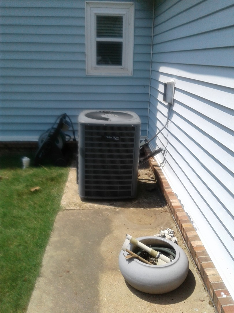 Atoka, TN - Freon circuit repair on ac system.