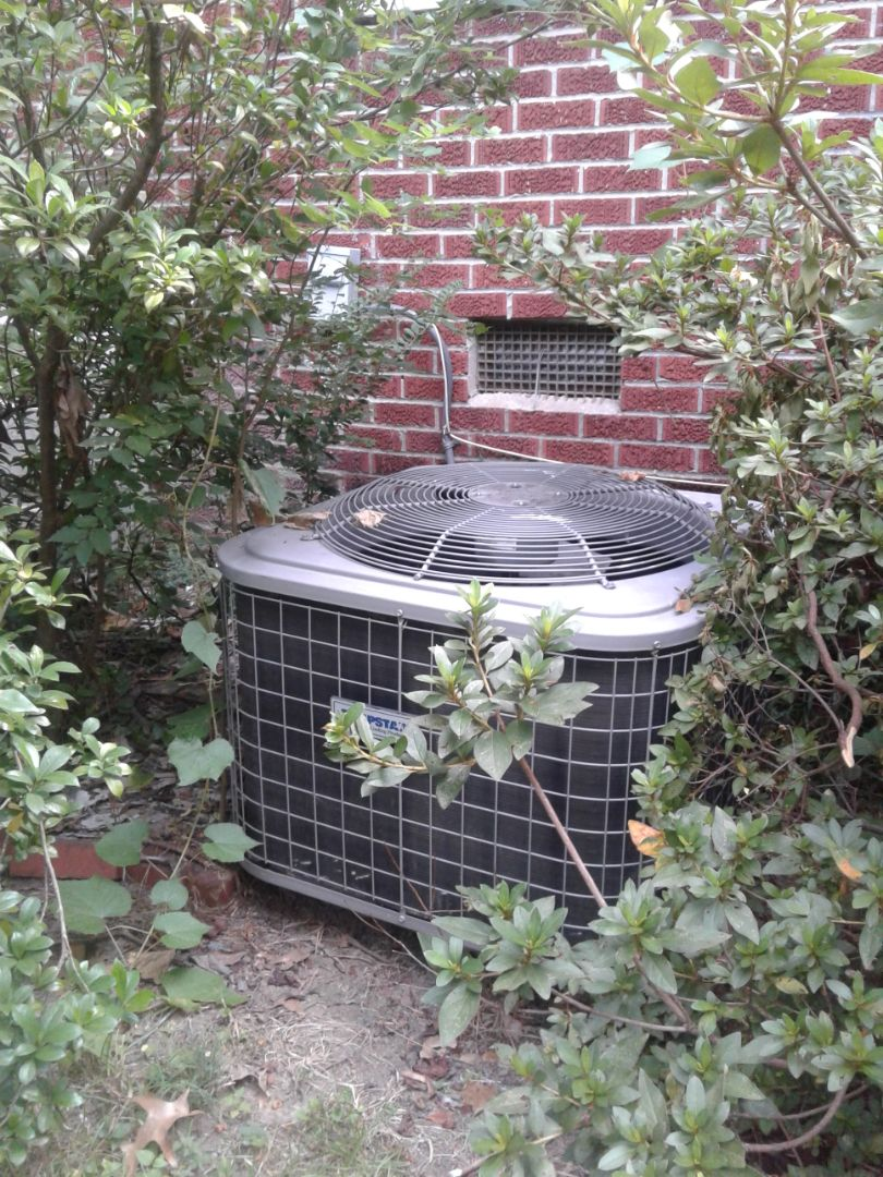 Memphis, TN - Free estimate to replace Tempstar HVAC system